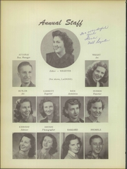 Page 10, 1950 Edition, Greenwood High School - Tadpole Yearbook (Greenwood, LA) online yearbook collection
