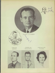 Page 13, 1950 Edition, Greenwood High School - Tadpole Yearbook (Greenwood, LA) online yearbook collection