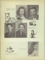 Page 14, 1950 Edition, Greenwood High School - Tadpole Yearbook (Greenwood, LA) online yearbook collection