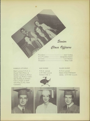 Page 17, 1950 Edition, Greenwood High School - Tadpole Yearbook (Greenwood, LA) online yearbook collection