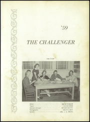 Page 5, 1959 Edition, Heflin High School - Challenger Yearbook (Heflin, LA) online yearbook collection