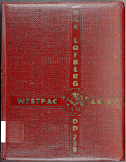 1965 Edition, Lofberg (DD 759) - Naval Cruise Book