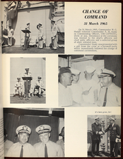 Page 15, 1965 Edition, Lofberg (DD 759) - Naval Cruise Book online yearbook collection