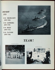 Page 7, 1965 Edition, Lofberg (DD 759) - Naval Cruise Book online yearbook collection