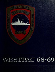 1969 Edition, Lofberg (DD 759) - Naval Cruise Book