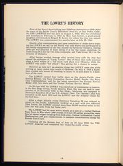 Page 10, 1952 Edition, Lowry (DD 770) - Naval Cruise Book online yearbook collection
