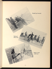 Page 11, 1952 Edition, Lowry (DD 770) - Naval Cruise Book online yearbook collection