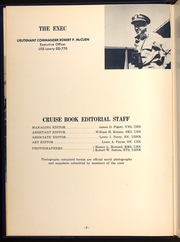 Page 8, 1952 Edition, Lowry (DD 770) - Naval Cruise Book online yearbook collection
