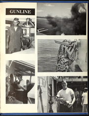 Page 17, 1968 Edition, Lowry (DD 770) - Naval Cruise Book online yearbook collection