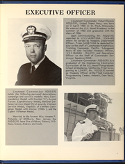 Page 9, 1968 Edition, Lowry (DD 770) - Naval Cruise Book online yearbook collection