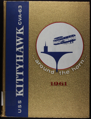 1961 Edition, Kitty Hawk (CVA 63) - Naval Cruise Book