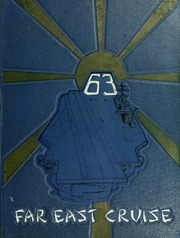 1963 Edition, Kitty Hawk (CVA 63) - Naval Cruise Book