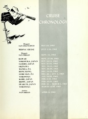 Page 11, 1963 Edition, Kitty Hawk (CVA 63) - Naval Cruise Book online yearbook collection