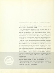 Page 16, 1963 Edition, Kitty Hawk (CVA 63) - Naval Cruise Book online yearbook collection
