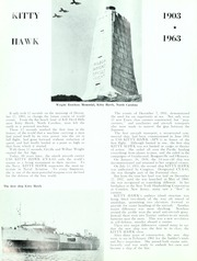 Page 10, 1964 Edition, Kitty Hawk (CVA 63) - Naval Cruise Book online yearbook collection