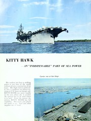 Page 12, 1964 Edition, Kitty Hawk (CVA 63) - Naval Cruise Book online yearbook collection
