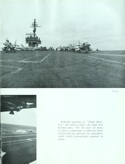 Page 17, 1964 Edition, Kitty Hawk (CVA 63) - Naval Cruise Book online yearbook collection