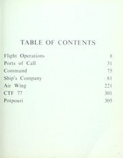 Page 7, 1969 Edition, Kitty Hawk (CVA 63) - Naval Cruise Book online yearbook collection