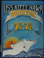 1974 Edition, Kitty Hawk (CVA 63) - Naval Cruise Book