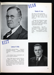 Page 17, 1942 Edition, Case Western Reserve University - Nihon Yearbook (Cleveland, OH) online yearbook collection