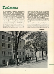 Page 17, 1952 Edition, Case Western Reserve University - Nihon Yearbook (Cleveland, OH) online yearbook collection