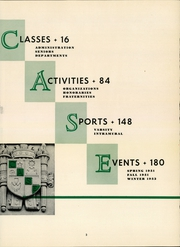 Page 5, 1952 Edition, Case Western Reserve University - Nihon Yearbook (Cleveland, OH) online yearbook collection