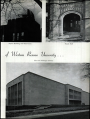 Page 13, 1956 Edition, Case Western Reserve University - Nihon Yearbook (Cleveland, OH) online yearbook collection