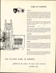 Page 9, 1956 Edition, Case Western Reserve University - Nihon Yearbook (Cleveland, OH) online yearbook collection