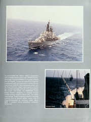 Page 11, 1988 Edition, Luce (DDG 38) - Naval Cruise Book online yearbook collection