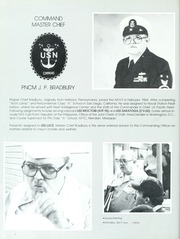 Page 12, 1988 Edition, Luce (DDG 38) - Naval Cruise Book online yearbook collection