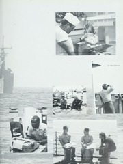 Page 17, 1988 Edition, Luce (DDG 38) - Naval Cruise Book online yearbook collection