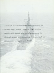 Page 5, 1988 Edition, Luce (DDG 38) - Naval Cruise Book online yearbook collection