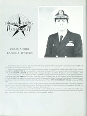 Page 8, 1988 Edition, Luce (DDG 38) - Naval Cruise Book online yearbook collection