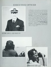 Page 9, 1988 Edition, Luce (DDG 38) - Naval Cruise Book online yearbook collection