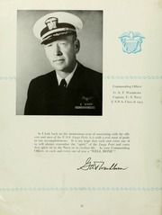 Page 16, 1945 Edition, Lunga Point (CVE 94) - Naval Cruise Book online yearbook collection