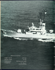 Page 12, 1966 Edition, Lynde McCormick (DDG 8) - Naval Cruise Book online yearbook collection