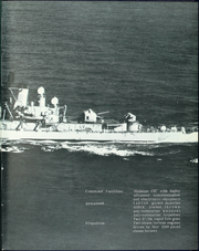 Page 13, 1966 Edition, Lynde McCormick (DDG 8) - Naval Cruise Book online yearbook collection