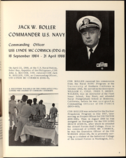 Page 7, 1966 Edition, Lynde McCormick (DDG 8) - Naval Cruise Book online yearbook collection