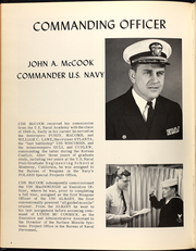 Page 8, 1966 Edition, Lynde McCormick (DDG 8) - Naval Cruise Book online yearbook collection