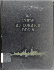 Page 1, 1969 Edition, Lynde McCormick (DDG 8) - Naval Cruise Book online yearbook collection