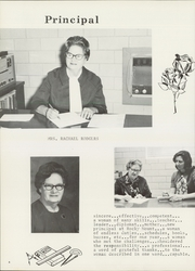 Page 10, 1973 Edition, Rocky Mount High School - Rocket Yearbook (Plain Dealing, LA) online yearbook collection