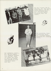 Page 12, 1973 Edition, Rocky Mount High School - Rocket Yearbook (Plain Dealing, LA) online yearbook collection