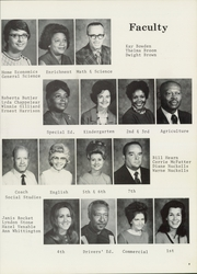 Page 13, 1973 Edition, Rocky Mount High School - Rocket Yearbook (Plain Dealing, LA) online yearbook collection