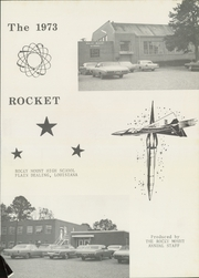 Page 5, 1973 Edition, Rocky Mount High School - Rocket Yearbook (Plain Dealing, LA) online yearbook collection