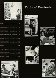 Page 7, 1973 Edition, Rocky Mount High School - Rocket Yearbook (Plain Dealing, LA) online yearbook collection