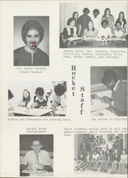 Page 8, 1973 Edition, Rocky Mount High School - Rocket Yearbook (Plain Dealing, LA) online yearbook collection