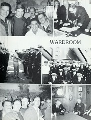 Page 11, 1989 Edition, Macdonough (DDG 39) - Naval Cruise Book online yearbook collection