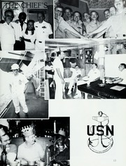 Page 17, 1989 Edition, Macdonough (DDG 39) - Naval Cruise Book online yearbook collection