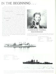 Page 6, 1989 Edition, Macdonough (DDG 39) - Naval Cruise Book online yearbook collection