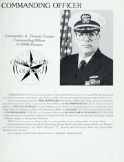 Page 9, 1989 Edition, Macdonough (DDG 39) - Naval Cruise Book online yearbook collection